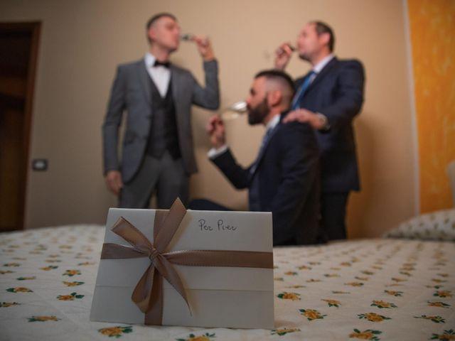Il matrimonio di Pier e Laura a Bienno, Brescia 2