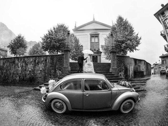 Il matrimonio di Pier e Laura a Bienno, Brescia 11