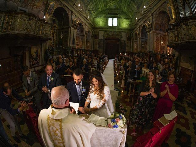 Il matrimonio di Pier e Laura a Bienno, Brescia 14