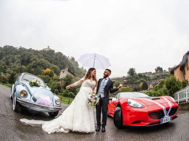 Il matrimonio di Pier e Laura a Bienno, Brescia 17