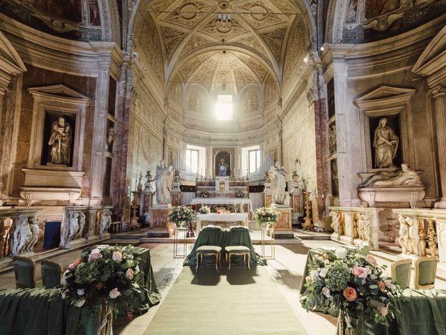 Il matrimonio di Antonio e Marina a Roma, Roma 17