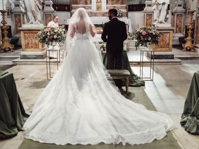 Il matrimonio di Antonio e Marina a Roma, Roma 28