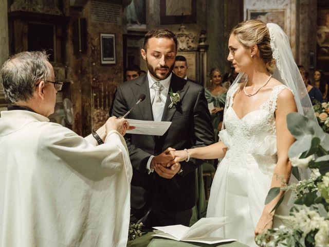 Il matrimonio di Antonio e Marina a Roma, Roma 30