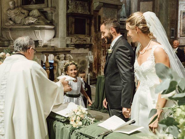 Il matrimonio di Antonio e Marina a Roma, Roma 31