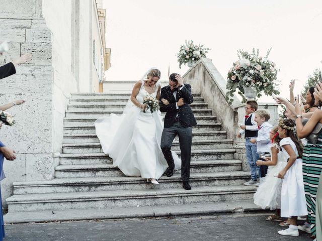 Il matrimonio di Antonio e Marina a Roma, Roma 43