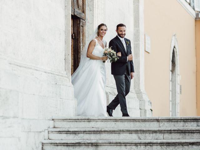 Il matrimonio di Antonio e Marina a Roma, Roma 45