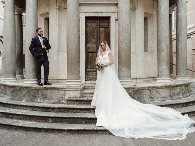 Il matrimonio di Antonio e Marina a Roma, Roma 48