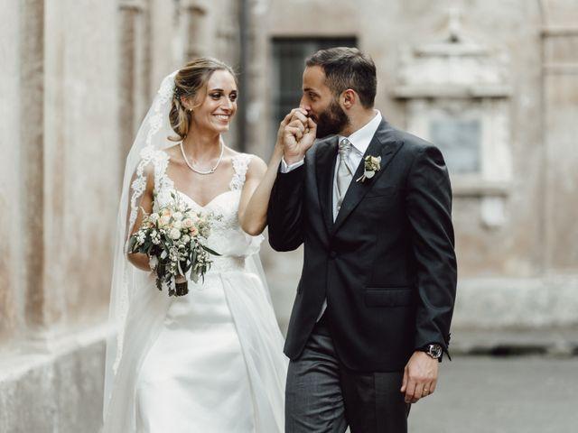 Il matrimonio di Antonio e Marina a Roma, Roma 49
