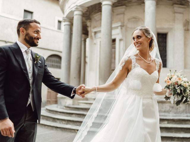 Il matrimonio di Antonio e Marina a Roma, Roma 50