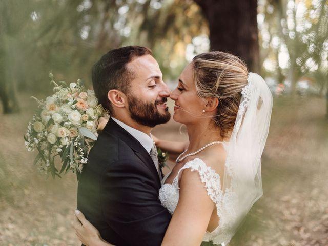 Il matrimonio di Antonio e Marina a Roma, Roma 1