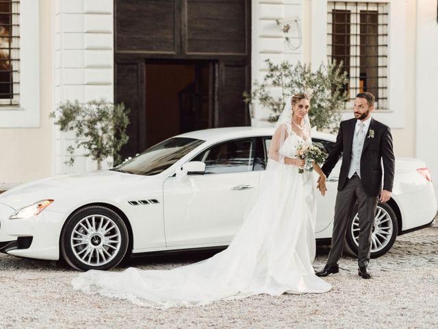 Il matrimonio di Antonio e Marina a Roma, Roma 57