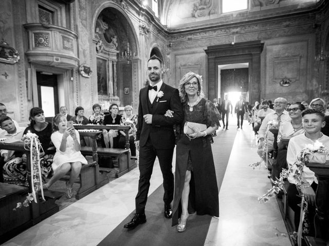 Il matrimonio di Stefano e Cinzia a Brescia, Brescia 18