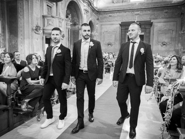 Il matrimonio di Stefano e Cinzia a Brescia, Brescia 19