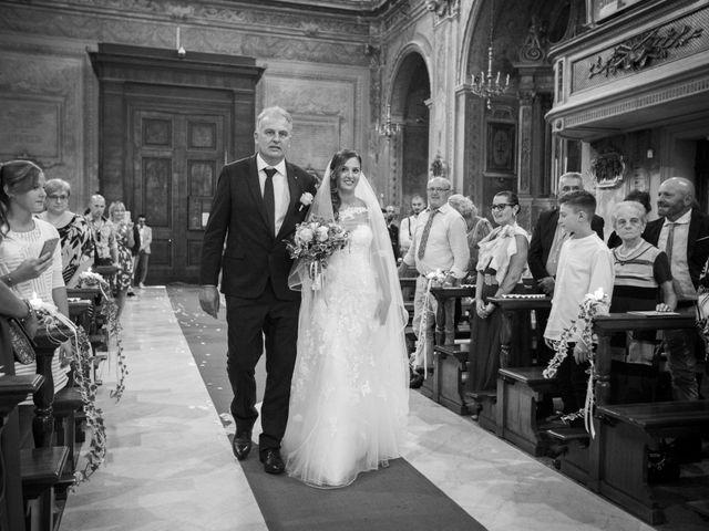 Il matrimonio di Stefano e Cinzia a Brescia, Brescia 21