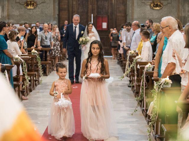 Il matrimonio di Stefano e Cinzia a Brescia, Brescia 22
