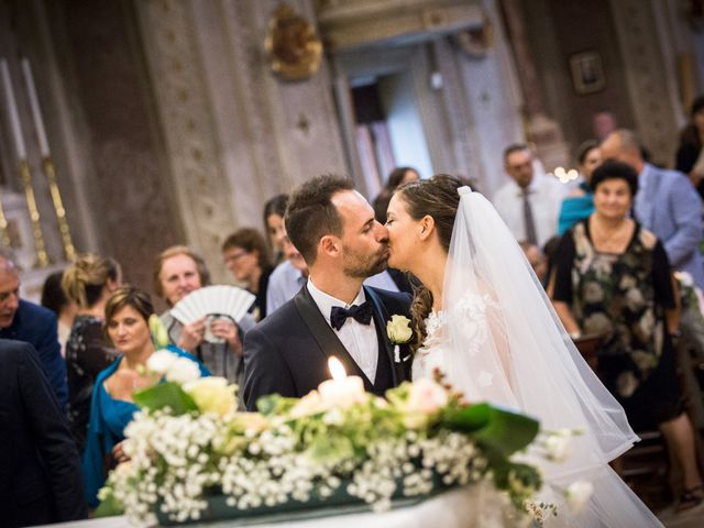 Il matrimonio di Stefano e Cinzia a Brescia, Brescia 28