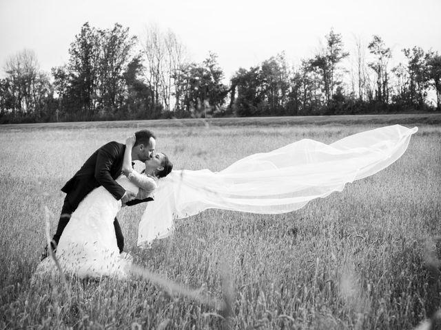 Il matrimonio di Stefano e Cinzia a Brescia, Brescia 34