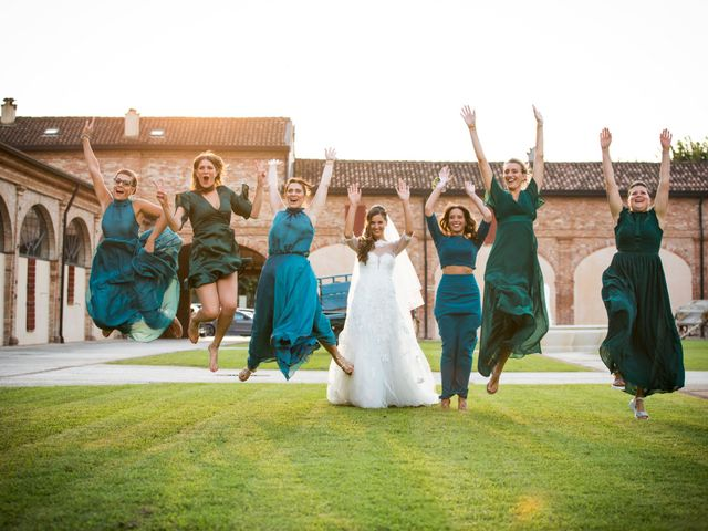 Il matrimonio di Stefano e Cinzia a Brescia, Brescia 42