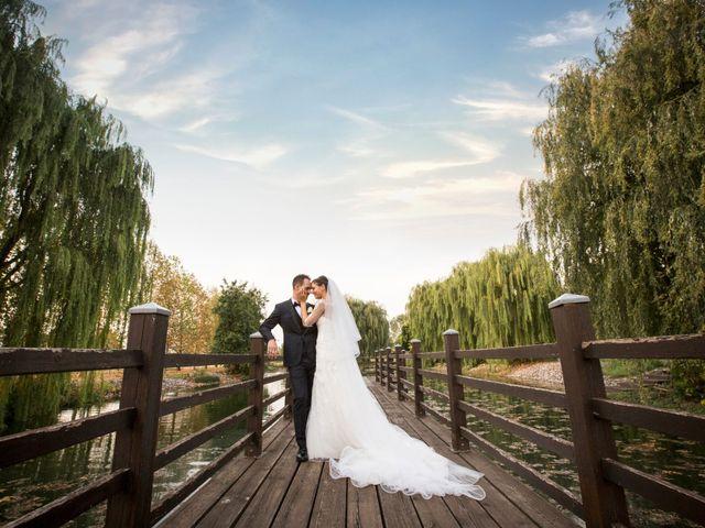 Il matrimonio di Stefano e Cinzia a Brescia, Brescia 47