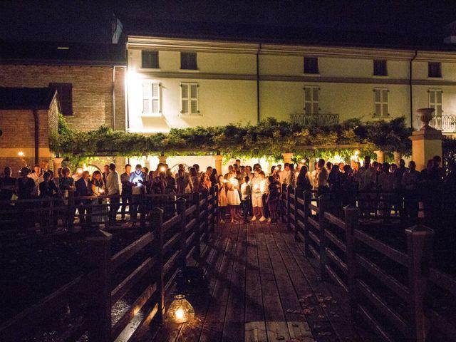 Il matrimonio di Stefano e Cinzia a Brescia, Brescia 53