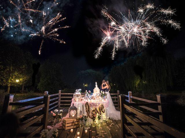 Il matrimonio di Stefano e Cinzia a Brescia, Brescia 55