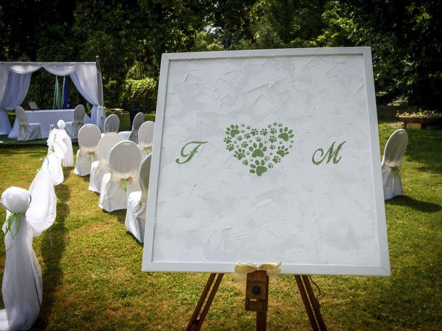 Il matrimonio di Fabio e Marica a Cassano d'Adda, Milano 4
