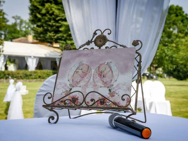 Il matrimonio di Fabio e Marica a Cassano d'Adda, Milano 6