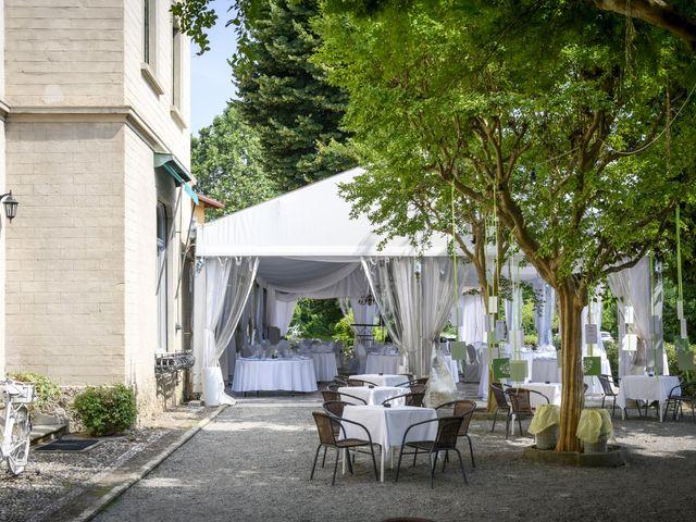 Il matrimonio di Fabio e Marica a Cassano d'Adda, Milano 7
