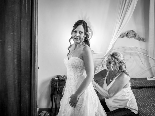 Il matrimonio di Fabio e Marica a Cassano d'Adda, Milano 16