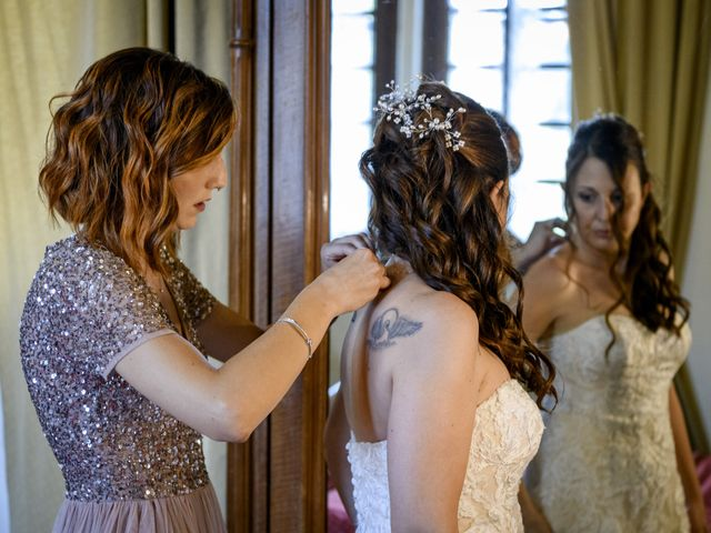 Il matrimonio di Fabio e Marica a Cassano d'Adda, Milano 18