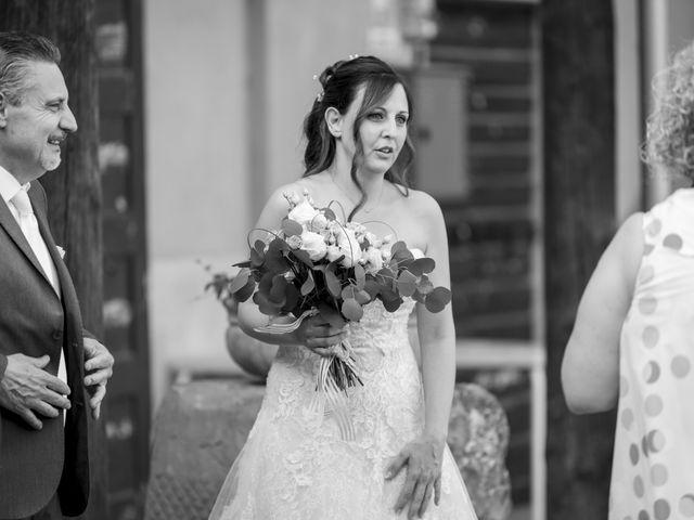 Il matrimonio di Fabio e Marica a Cassano d'Adda, Milano 25
