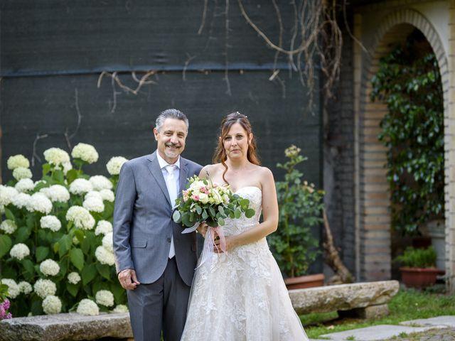 Il matrimonio di Fabio e Marica a Cassano d'Adda, Milano 27