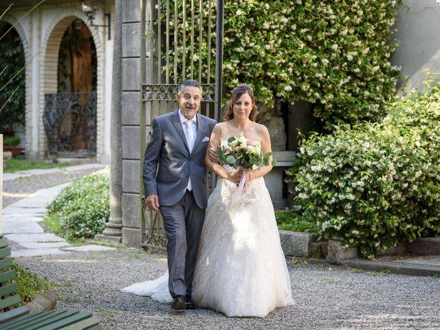 Il matrimonio di Fabio e Marica a Cassano d'Adda, Milano 28
