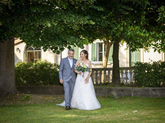 Il matrimonio di Fabio e Marica a Cassano d'Adda, Milano 30
