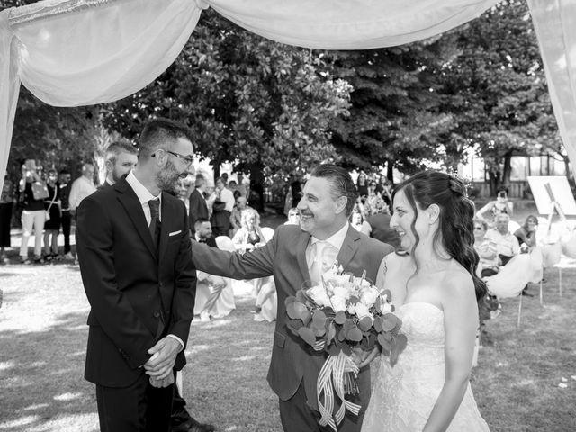 Il matrimonio di Fabio e Marica a Cassano d'Adda, Milano 31