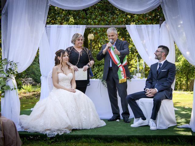 Il matrimonio di Fabio e Marica a Cassano d'Adda, Milano 32