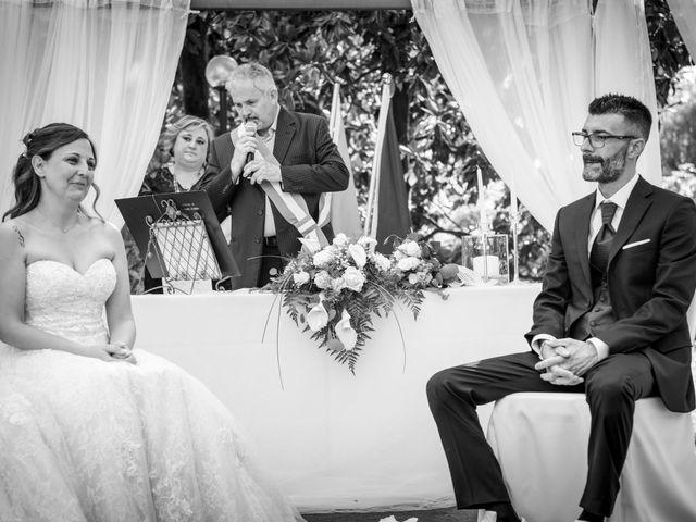 Il matrimonio di Fabio e Marica a Cassano d'Adda, Milano 36