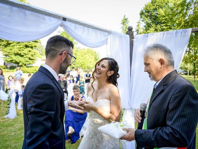 Il matrimonio di Fabio e Marica a Cassano d'Adda, Milano 39
