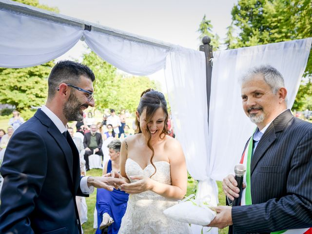 Il matrimonio di Fabio e Marica a Cassano d'Adda, Milano 40