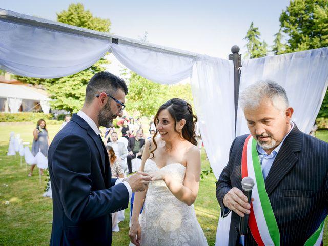 Il matrimonio di Fabio e Marica a Cassano d'Adda, Milano 41