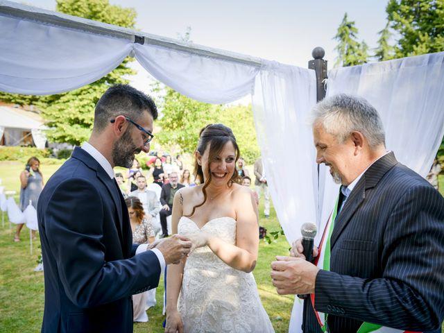 Il matrimonio di Fabio e Marica a Cassano d'Adda, Milano 42