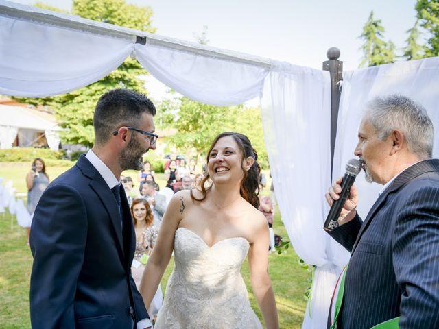 Il matrimonio di Fabio e Marica a Cassano d'Adda, Milano 43