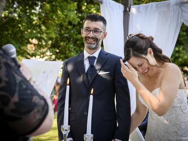 Il matrimonio di Fabio e Marica a Cassano d'Adda, Milano 45
