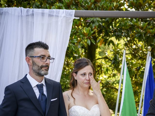 Il matrimonio di Fabio e Marica a Cassano d'Adda, Milano 48
