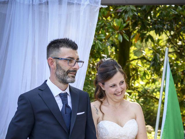 Il matrimonio di Fabio e Marica a Cassano d'Adda, Milano 49