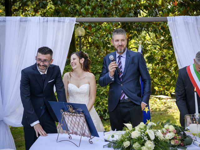 Il matrimonio di Fabio e Marica a Cassano d'Adda, Milano 50
