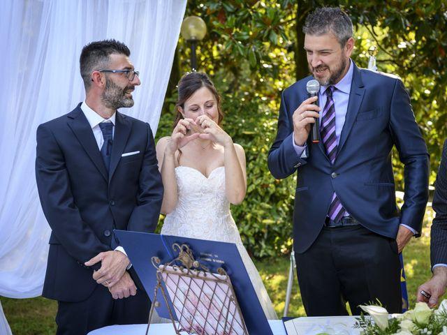 Il matrimonio di Fabio e Marica a Cassano d'Adda, Milano 51