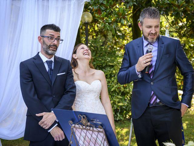 Il matrimonio di Fabio e Marica a Cassano d'Adda, Milano 52
