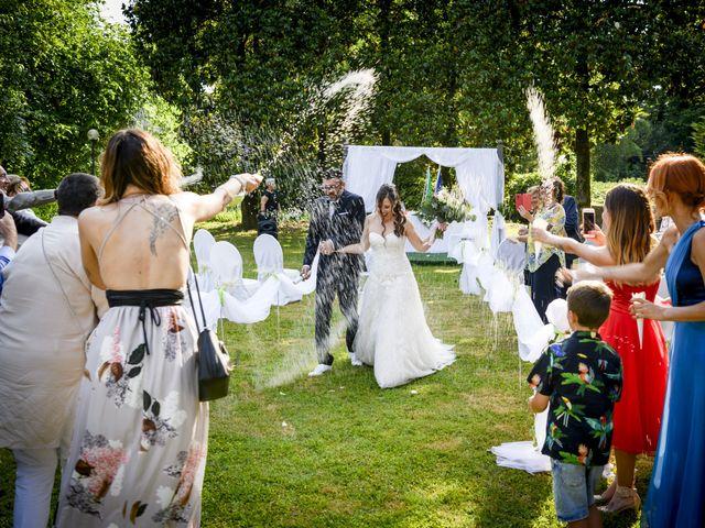 Il matrimonio di Fabio e Marica a Cassano d'Adda, Milano 57