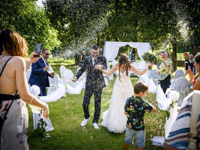 Il matrimonio di Fabio e Marica a Cassano d'Adda, Milano 59